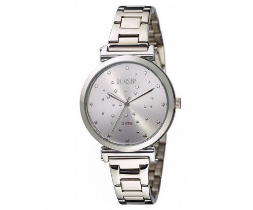LOISIR Celebrity silver Stainless Steel Bracelet