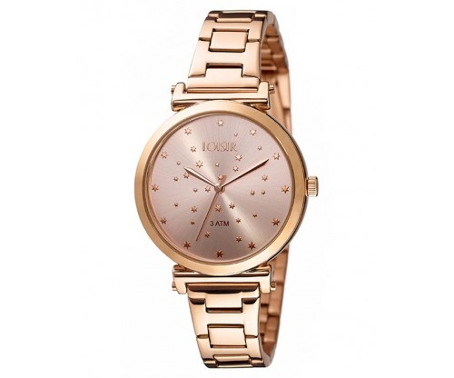 LOISIR Celebrity rose gold Stainless Steel Bracelet