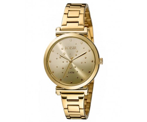 LOISIR Celebrity gold Stainless Steel Bracelet