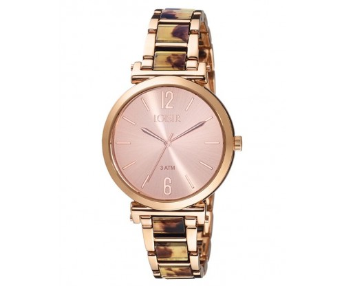 LOISIR Hollywood rose gold Stainless Steel Bracelet