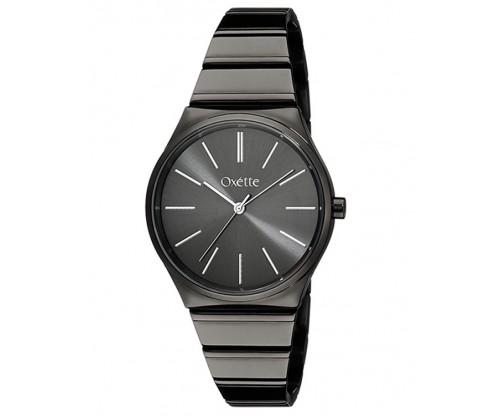 OXETTE Daylight black Stainless Steel Bracelet