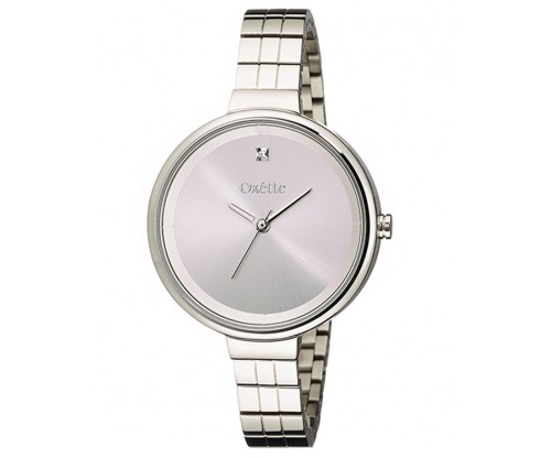 OXETTE Divina silver Stainless Steel Bracelet