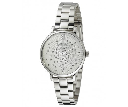 OXETTE Sunray silver Stainless Steel Bracelet
