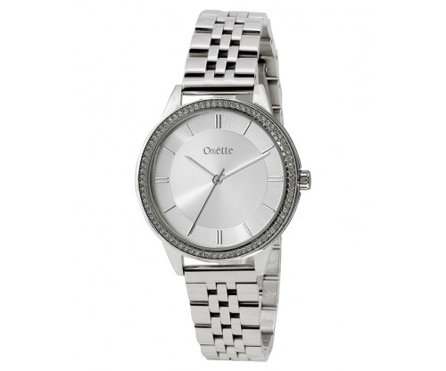 OXETTE Sparks silver Stainless Steel Bracelet