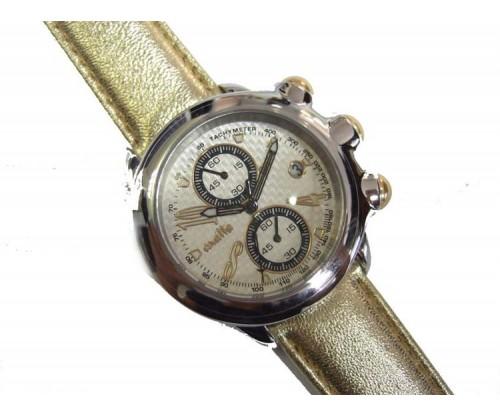 OXETTE Ρολόι Δερμάτινο λουράκι