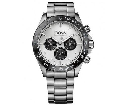 HUGO BOSS Ikon Chronograph Stainless Steel Bracelet
