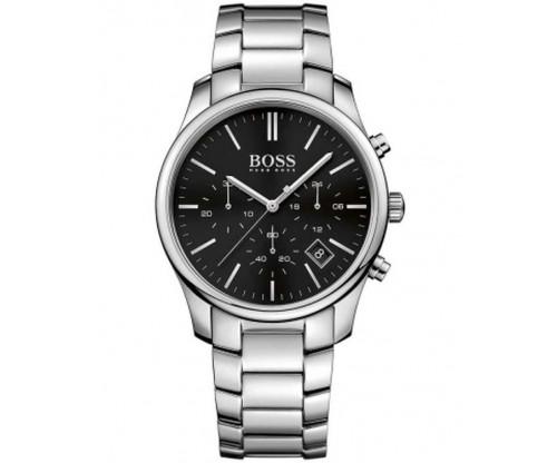 HUGO BOSS Time-One Chronograph Stainless Steel Bracelet