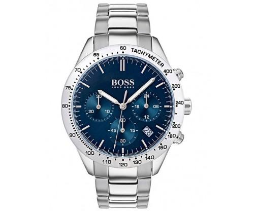 HUGO BOSS Talent Chronograph Stainless Steel Bracelet