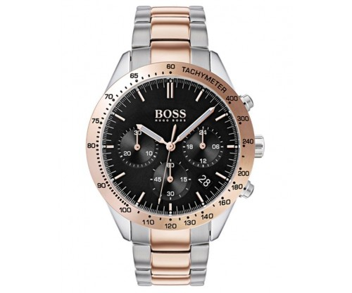 HUGO BOSS Talent  Chronograph Stainless Steel Bracelet