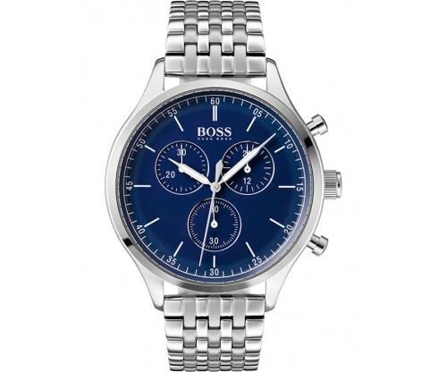 HUGO BOSS Companion Chronograph Stainless Steel Bracelet