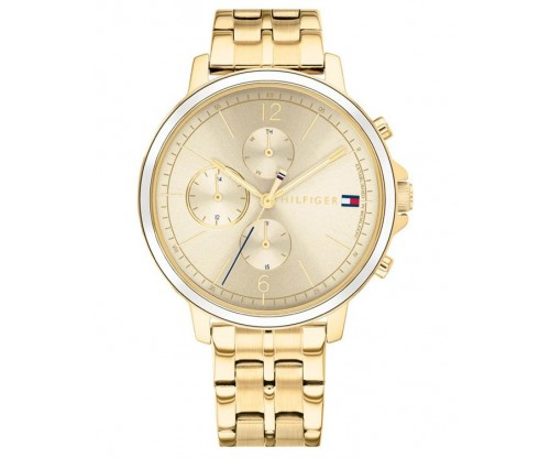 Tommy HILFIGER Madison Gold Stainless Steel Bracelet