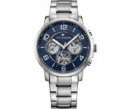 Tommy HILFIGER Keagan Multifunction Stainless Steel Bracelet