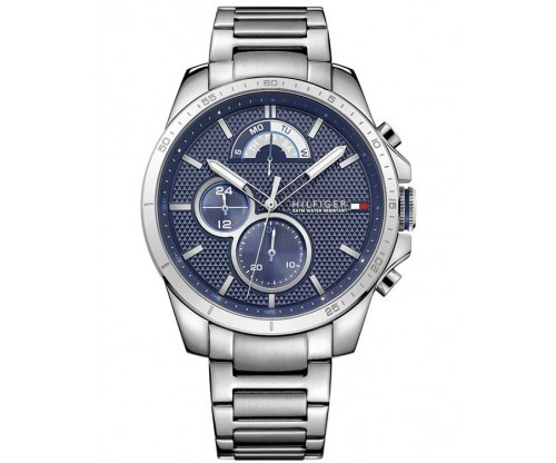 Tommy HILFIGER Decker Multifunction Stainless Steel Bracelet