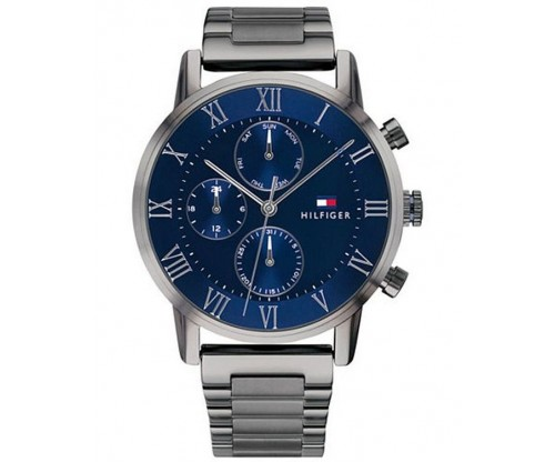 Tommy HILFIGER Kane Multifunction Stainless Steel Bracelet