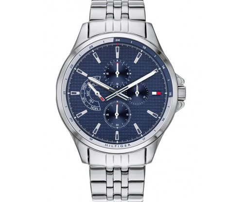 Tommy HILFIGER Shawn Multifunction Stainless Steel Bracelet