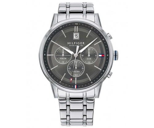 Tommy HILFIGER Kyle Multifunction Stainless Steel Bracelet