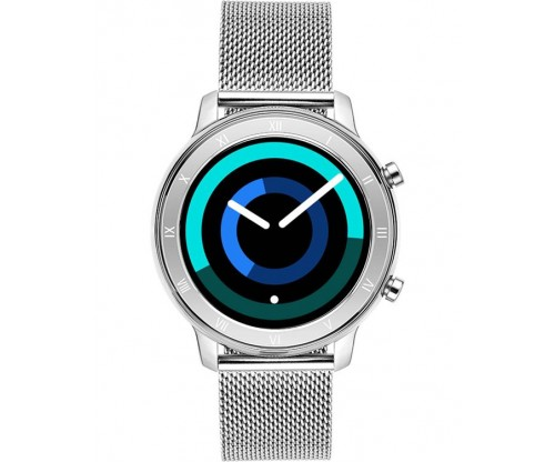 VOGUE Astrid Smartwatch Silver Stainless Steel Bracelet