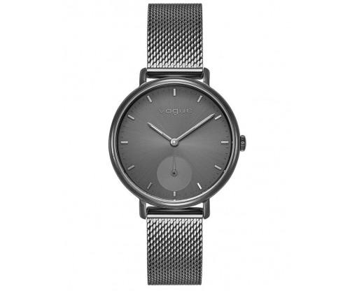 VOGUE New York Grey Stainless Steel Bracelet