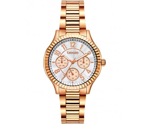BREEZE Suprecious Rose Gold Stainless Steel Bracelet