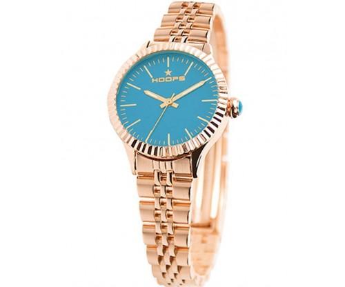 HOOPS Luxury Rose Gold Metallic Bracelet