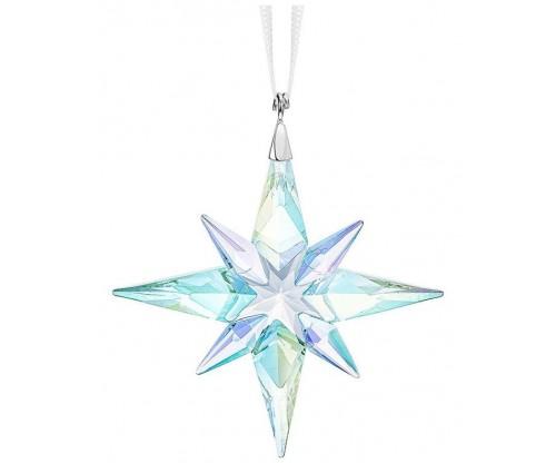 SWAROVSKI Star Ornament, Crystal AB, small