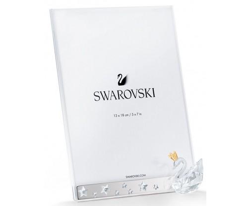 SWAROVSKI Swan Picture Frame