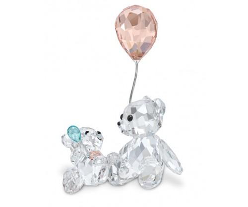 SWAROVSKI My Little Kris Bear Mother & Baby