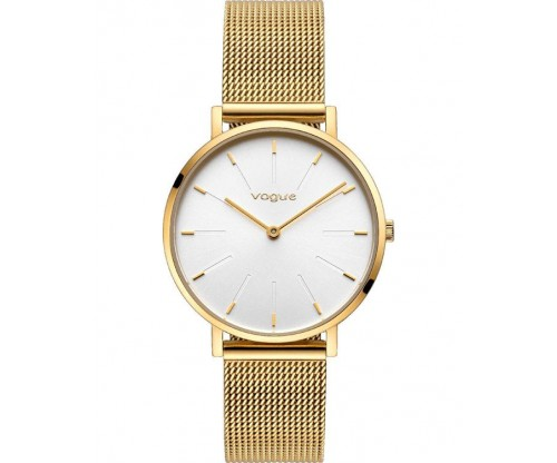 VOGUE Vanessa Gold Stainless Steel Bracelet