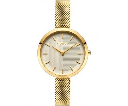 VOGUE Scarlet Gold Stainless Steel Bracelet