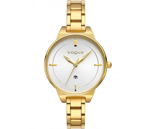 VOGUE Concord Gold Stainless Steel Bracelet