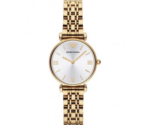 Emporio ARMANI gold Stainless Steel Bracelet