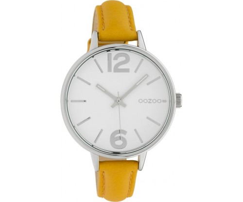 OOZOO Timepieces yellowleather Strap