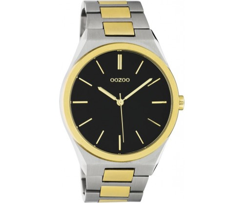 OOZOO Timepieces Summer metalsilver/gold