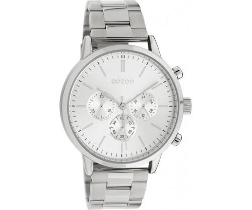 OOZOO Timepieces Summer metalsilver