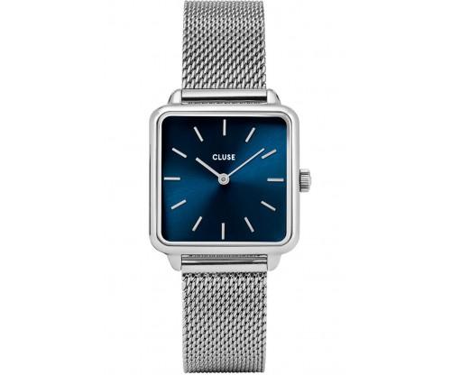 CLUSE La Garconne Mesh Silver Stainless Steel Bracelet