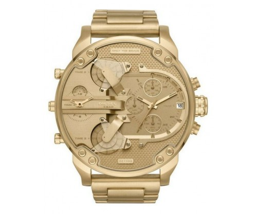 DIESEL Mr Daddy 2.0 Chronograph Gold Stainless Steel Bracelet