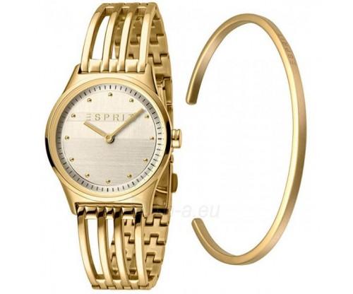ESPRIT Unity Gold Stainless Steel Bracelet GIFT Set Bracelet