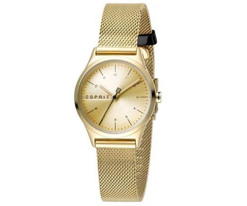 ESPRIT Essential Mini Gold Mesh Stainless Steel Bracelet