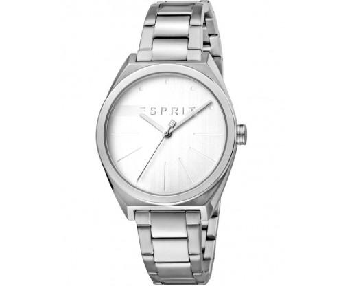ESPRIT Slice Silver Stainless Steel Bracelet