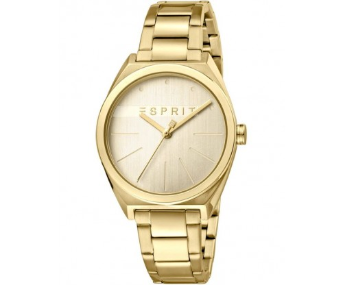 ESPRIT Slice Gold Stainless Steel Bracelet