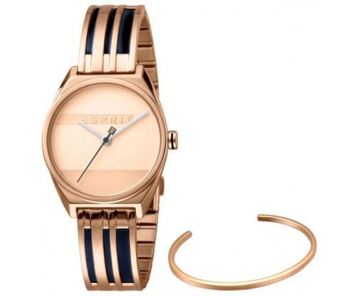 ESPRIT RoseGold Stainless Steel Bracelet GIFT Set Bracelet