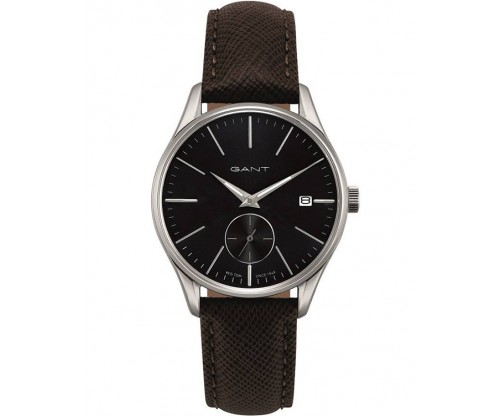 GANT Brown Leather Strap