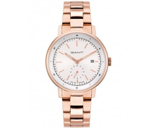 GANT Dalby Rose Gold Stainless Steel Bracelet