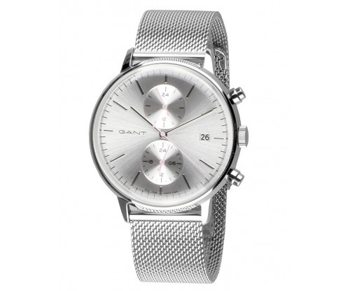 GANT Reddell Silver Stainless Steel Bracelet 21bb5bab1d0