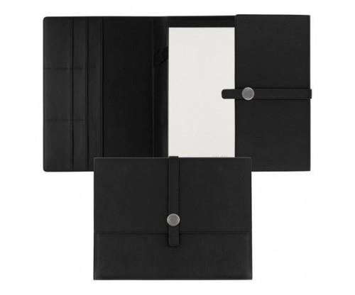 HUGO BOSS Folder A4 Executive Black