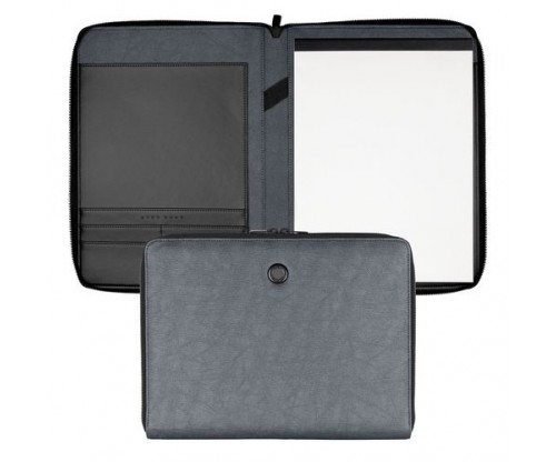HUGO BOSS Conference folder zip A4 Gleam
