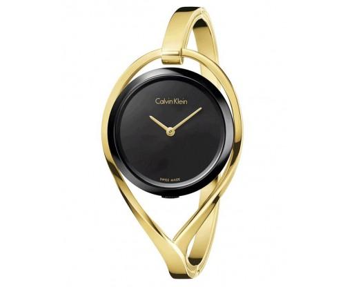 CALVIN KLEIN Light Gold Stainless Steel Bracelet