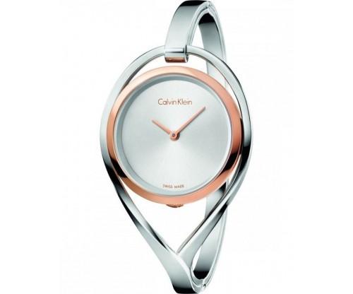 CALVIN KLEIN Light Two Tone Stainless Steel Bracelet