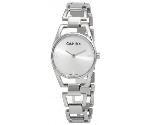 CALVIN KLEIN Dainty 9 Diamonds Stainless Steel Bracelet