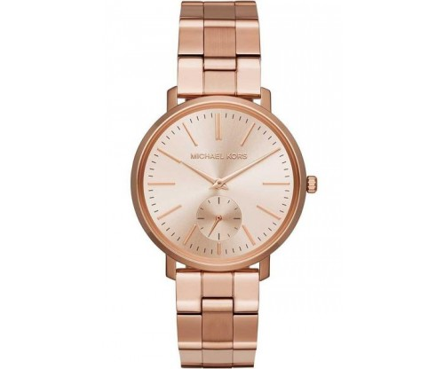 Michael KORS Jaryn Rose Gold Stainless Steel Bracelet